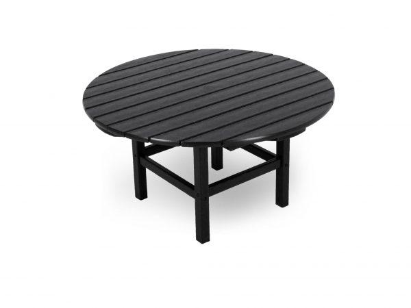 plastic lumber conversation/coffee table
