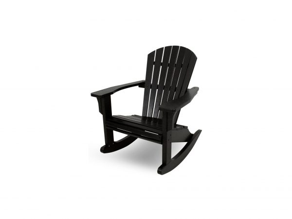 Rocking Chair Made From Recycled Plastic