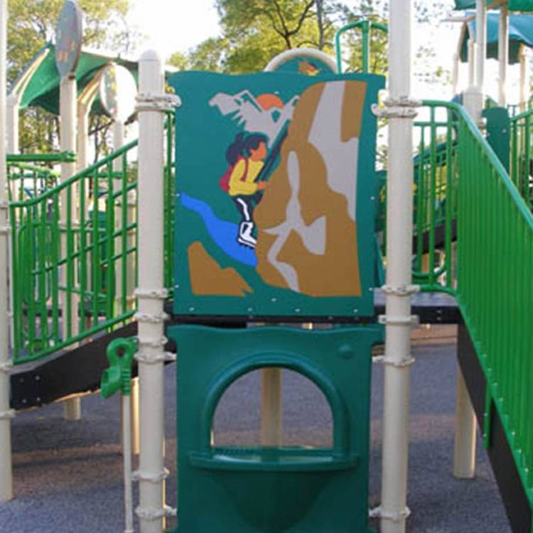playground made with rec board